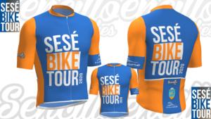 Consigue tu maillot - Sesé Bike Tour 2020